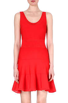 DIANE VON FURSTENBERG Perry knitted jersey dress