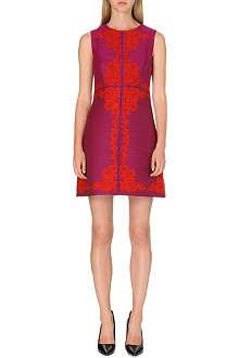 DIANE VON FURSTENBERG Yvette A-line dress