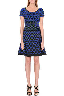 DIANE VON FURSTENBERG Alina stretch-knit dress