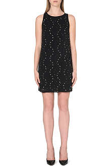DIANE VON FURSTENBERG Embellished sleeveless dress