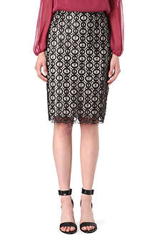 DIANE VON FURSTENBERG Misty pencil skirt