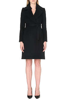 DIANE VON FURSTENBERG Michaele wool-blend coat