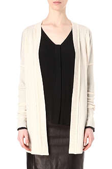 DIANE VON FURSTENBERG Silvia wool and silk-blend cardigan
