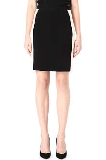DIANE VON FURSTENBERG Ulyssa colour-block pencil skirt