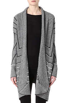 DIANE VON FURSTENBERG Monique wool and silk-blend cardigan