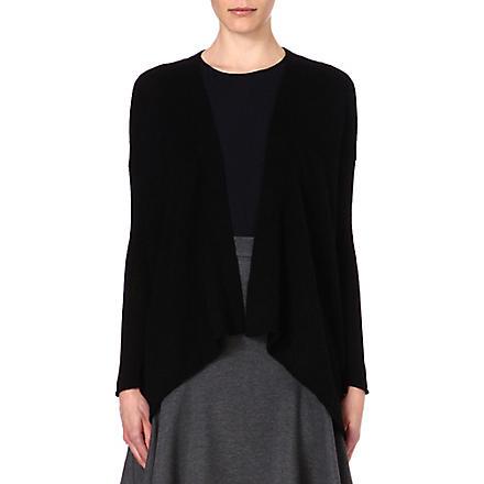 DIANE VON FURSTENBERG Holland cashmere cardigan (Black