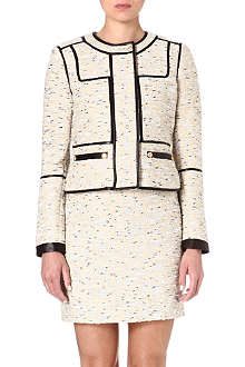 DIANE VON FURSTENBERG Tweed jacket