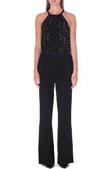 DIANE VON FURSTENBERG Jewelled jumpsuit