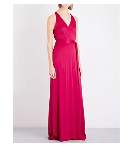 DIANE VON FURSTENBERG Belted silk maxi dress (Ceris