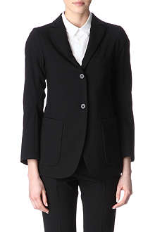 JIL SANDER Patch pocket jacket