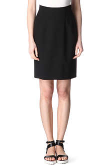JIL SANDER Fitted pencil skirt