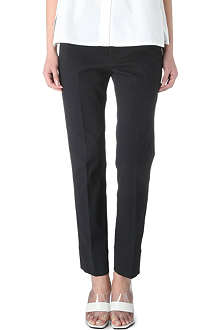 JIL SANDER Cropped cigarette trousers