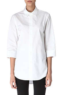 JIL SANDER Long-length shirt
