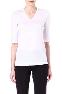 JIL SANDER V-neck top