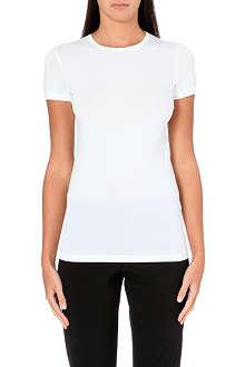 JIL SANDER Round-neck jersey t-shirt