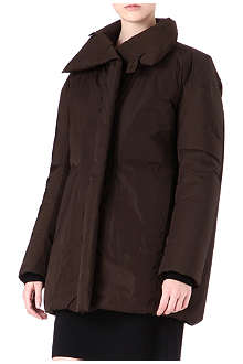 JIL SANDER Quilted coat
