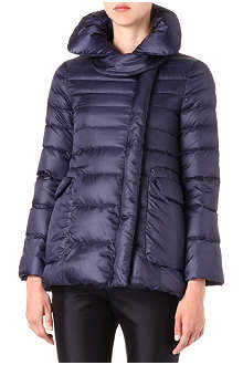 JIL SANDER Padded coat