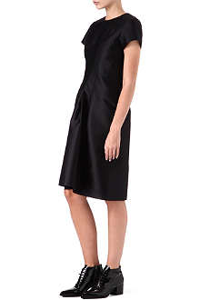 JIL SANDER Asymmetric-front dress
