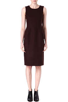 JIL SANDER Sleeveless fitted dress