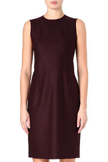 JIL SANDER Sleeveless shift dress
