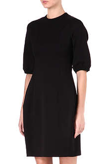 JIL SANDER Panelled tulip jersey dress