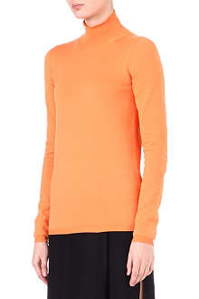 JIL SANDER Turtleneck long-sleeved jumper