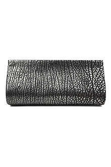 JIL SANDER Leather clutch