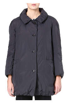 JIL SANDER Record reversible padded coat