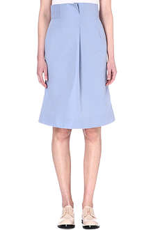 JIL SANDER High-waisted skirt