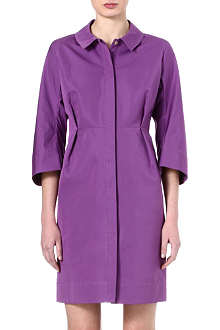 JIL SANDER Long concealed-button shirt