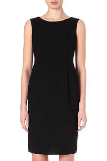 JIL SANDER Wool shift dress