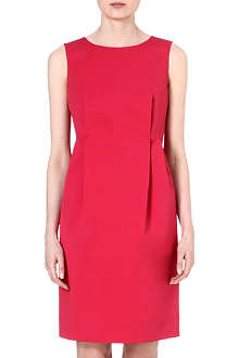 JIL SANDER Otto stretch-cotton shift dress