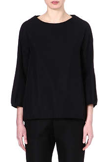 JIL SANDER Cotton top