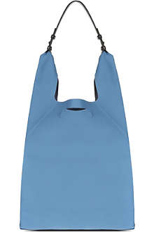 JIL SANDER Soft leather shoulder bag