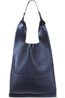 JIL SANDER Double Market shoulder bag