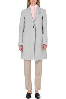 JIL SANDER Salvador wool coat