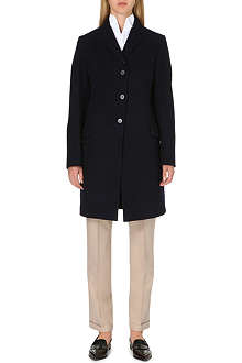 JIL SANDER Singapore wool coat