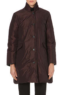 JIL SANDER Reversible quilted coat