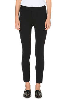 JIL SANDER Pier cropped trousers