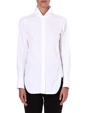 JIL SANDER Sonia cotton shirt