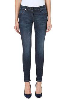 BRUNELLO CUCINELLI Skinny mid-rise jeans