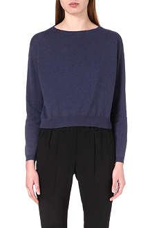 BRUNELLO CUCINELLI Boat-neck cashmere jumper