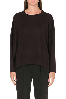 BRUNELLO CUCINELLI Dropped hem jumper
