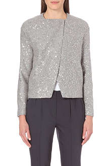 BRUNELLO CUCINELLI Sequin evening jacket