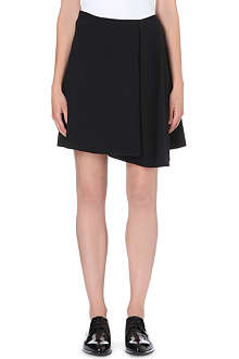 BRUNELLO CUCINELLI Asymmetric flared skirt