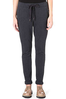 BRUNELLO CUCINELLI Jersey jogging bottoms