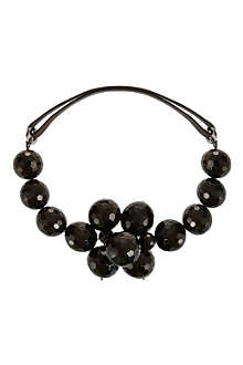 BRUNELLO CUCINELLI Cluster bead necklace
