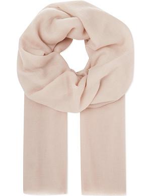 BRUNELLO CUCINELLI Cashmere scarf