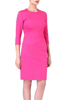 HUGO BOSS Kaiya jersey dress