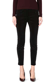 HUGO BOSS Slim-fit corduroy trousers